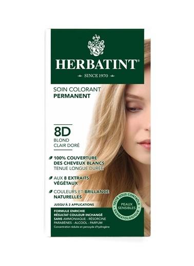Herbatint Herbatint 8D Blond Clair Dore  Saç Boyası Renksiz